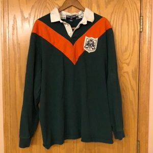 Worn in soft Ralph Lauren Rugby Size XXL